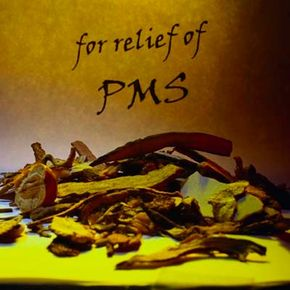 Herbs are an effective way of treating premenstrual [b]syndrome with traditional Chinese medicine.