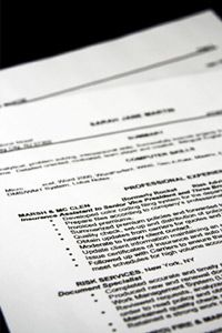 A conventional format is easiest on the resume reader's eyes -- and busy schedule.