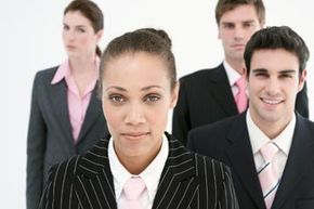 Too often, good employees fail to move up in an organization simply because they do not pursue advancement.