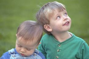 A younger sibling will naturally make your child question where babies come from.