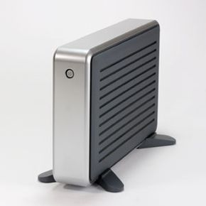 External hard drives are very convenient backup solutions, but they can be damaged and stolen.