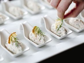 Attention to detail is one trait every great chef should have.