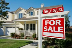 The condition of foreclosed homes vary between properties, but most need at least mild to moderate repairs.