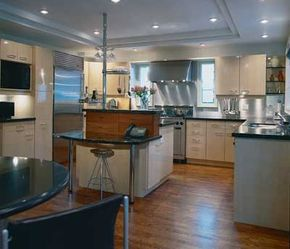 Choosing the right appliances can augment the look and utility of your kitchen. See more pictures of kitchen appliances.