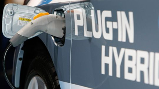 How to Charge a Plug-In Hybrid Vehicle