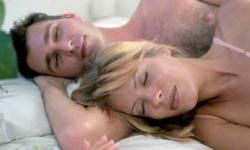 Sleeping on your side may reduce snoring.