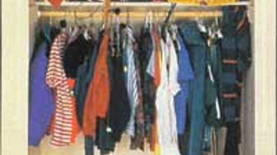 How to Design a Teen's Closet