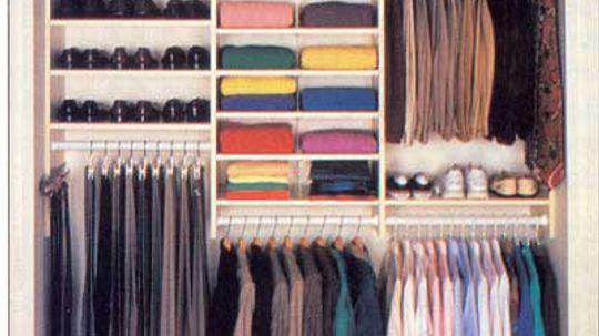 How to Design a Man's Closet