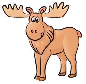 Mammal Image Gallery Learn how to draw a moose from antlers to tail with these simple directions. Each step of the drawing is illustrated to guide your way. See more pictures of mammals.