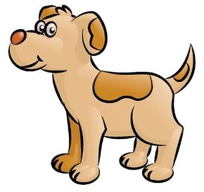Dog Image Gallery Learn how to draw a dog in a few easy steps. In this article are clear instructions and helpful diagrams to guide your drawing of a dog. See more pictures of dogs.