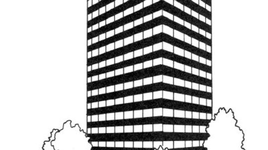 How to Draw Skyscrapers in 4 Steps