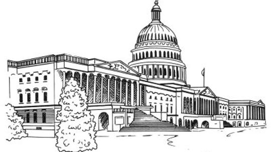 How to Draw the United States Capitol Building in 5 Steps