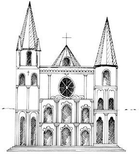 Famous Landmarks Image Gallery Learn how to draw this cathedral in only a few simple steps. See more pictures of famous landmarks.