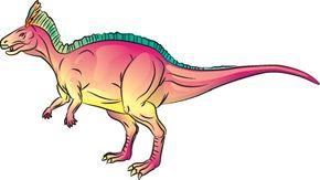 Learn how to draw this Dryosaurus dinosaur.