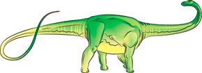 Learn how to draw this Diplodocus dinosaur.