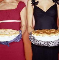Learn how to enjoy holiday eating, even as a diabetic.See more pictures of enlightened desserts.