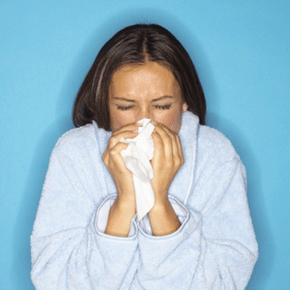 Prolonged exposure to mildew can cause a lot more than a runny nose.
