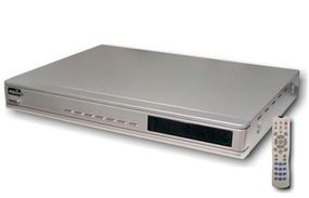 An HDTV cable box