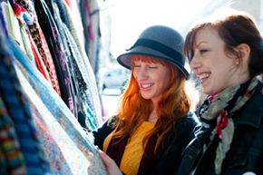 Trading clothes with friends is the ultimate way to expand your wardrobe for free.