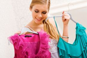 Try to make sure that everyone has plenty of clothing options to choose from.