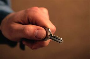 Always losing your keys? If you make a conscious effort to remember where you put them, you'll have a better chance of recalling the spot.