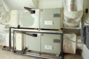 The three parts of the furnace that should be cleaned: the filter system, the blower and the motor.