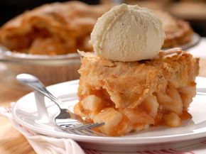 Nothing is more American than the American Flaky Pie Pastry used in apple pie.