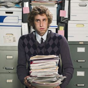 Give that big pile of documents an orderly and secure system of organization.