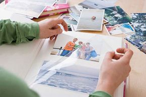 You'll get the most out of your photos with a good organization system -- and with albums and frames for displaying them.