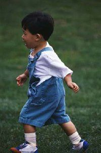Your child may give you subtle signs that he is ready to being potty training, such as a reluctance or irritation with diapers.
