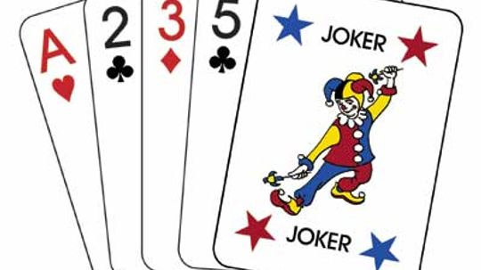 Why do they include jokers in a deck of cards?