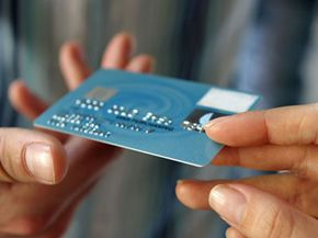 Some risks are hard to avoid. Every time you hand your credit card to a clerk or waitress, there's a chance he or she could steal the information.