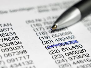 Review all your banking and credit card statements to make sure there aren't any unusual charges.