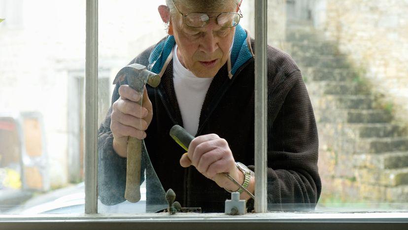 repair window