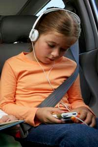 If you want to preserve your iPod's battery life, don't leave it in the car.