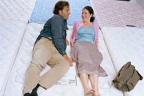 Shopping for mattresses doesn't have to be a stressful experience.