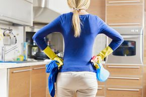 In the end, your spring cleaning to-do list is really up to you. But we have some ideas that'll help you get moving (and cleaning).