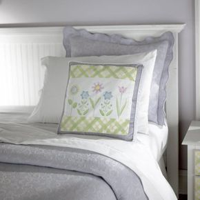 The Perfectly Plaid Pillow brings personality wherever it goes.