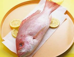 In both Great Britain and Japan, vinegar is often used to bring out the flavor in fish.