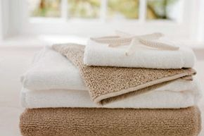 Towels -- and plenty of them -- are a must for any wedding registry.