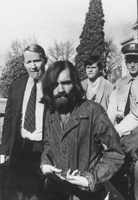 One great reason to change your name is if you share your name with someone infamous -- say, Charles Manson.