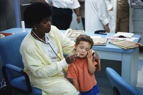 Children age 12 to 15 months usually receive the rubella vaccine as part of the MMR shot. They then receive a second dose between 4 and 6 years old.