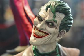 """Characters like the Joker from """"Batman"""" certainly don't help people's fear of clowns."""