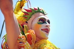 Professional clowning is no joke. Performers with Cirque du Soleil can earn up to six figures.