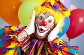 Clowns and jesters have always been around. But today, many of them can collect a real paycheck along with all those laughs.