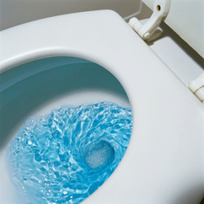 There are many products and methods you can use to remove toilet stains.