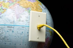 The Internet is a global entity -- you could call it the largest machine on Earth.