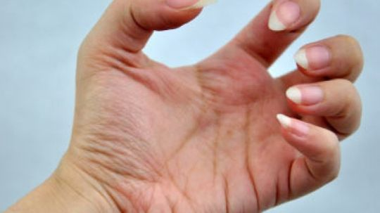 How fast do nails grow?