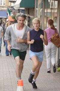 """Carly Schroeder and Dermot Mulroney in """"Gracie"""""""