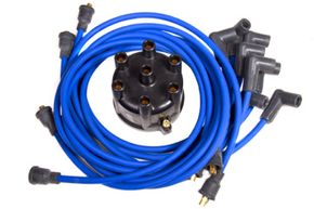 Older ignition system components often wore out quickly due to a number of moving parts.